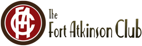 The Fort Atkinson Club Logo