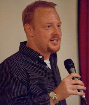 Fort Atkinson Club Executive Director - Darren Coady