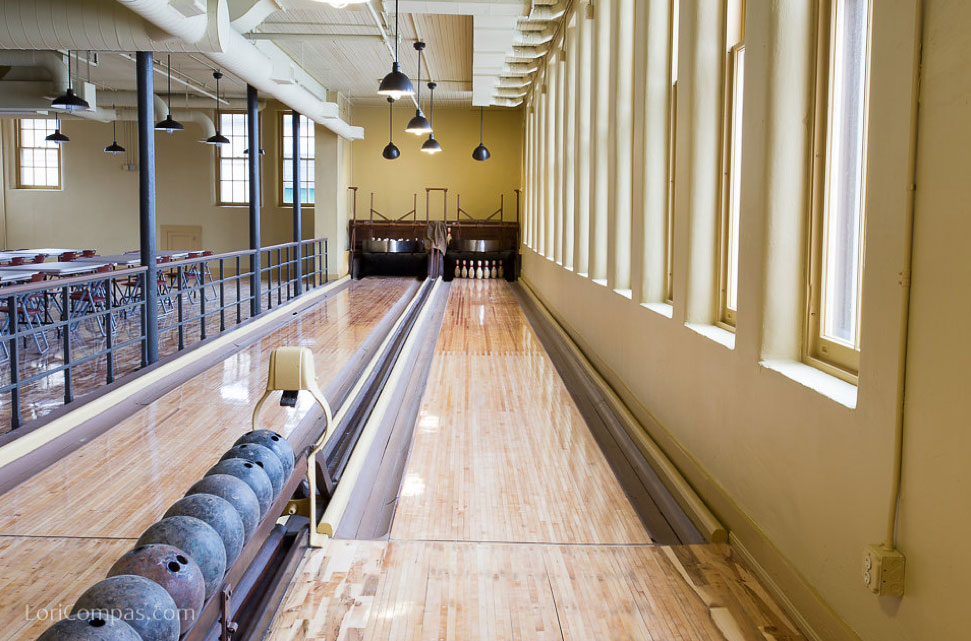 Bowling Alley--Price starts at $70