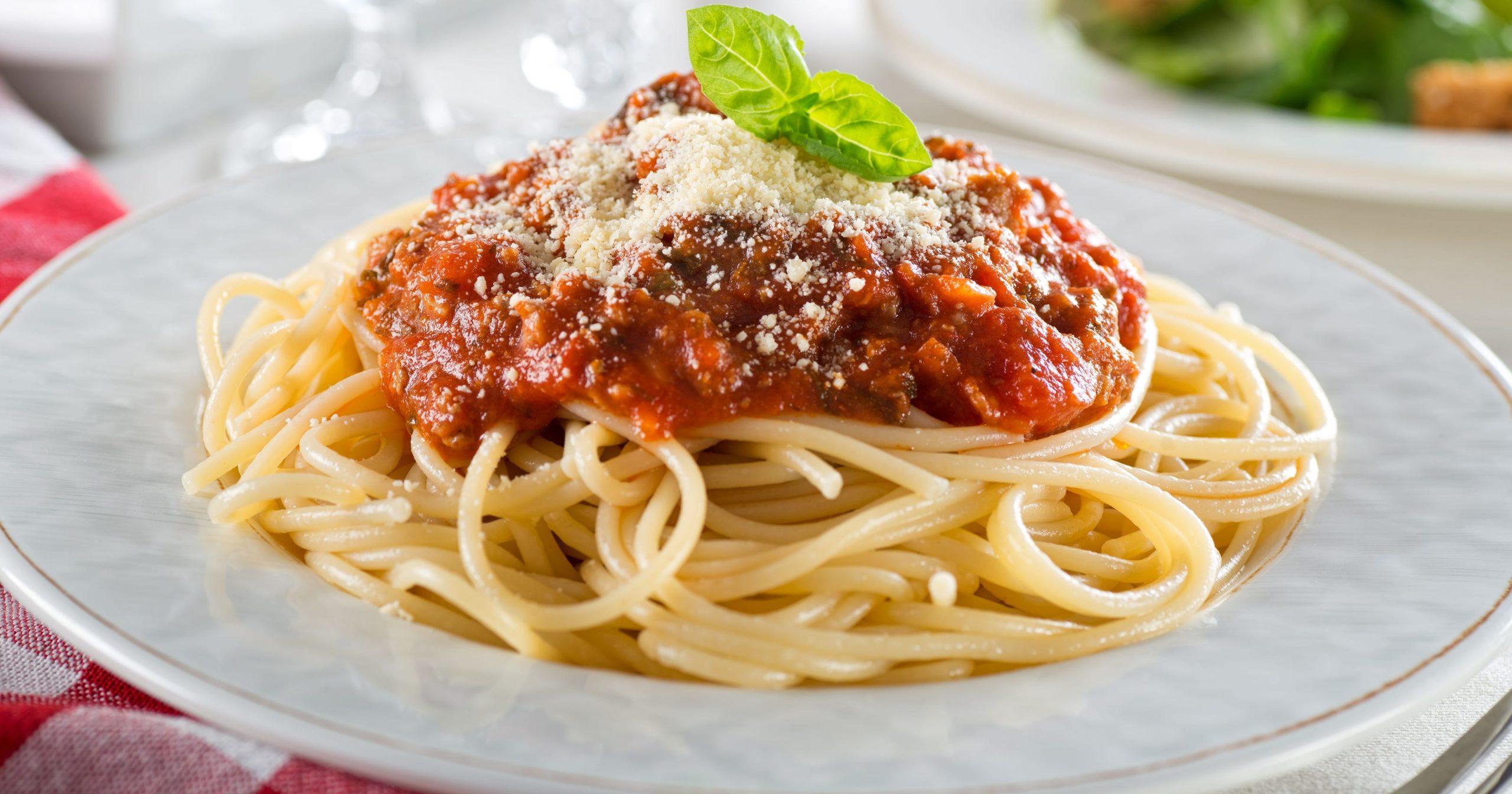 Spaghetti Bolognese   The Fit Mediterranean